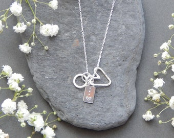 Loves Charm Necklace