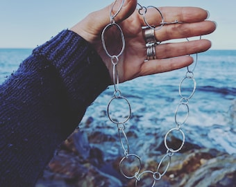 CLASSIC Silver Chain Necklace