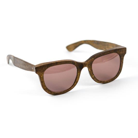 Wooden Glasses Frames Sunglasses Custom Glasses Designer