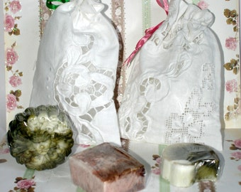 nostalgic gift bag made of laundry tip 1 piece