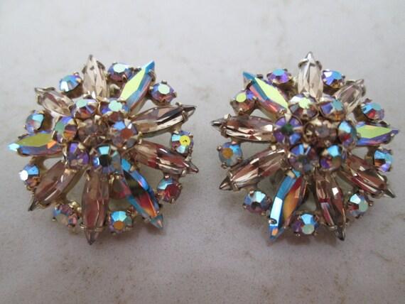 Vintage Earrings SHERMAN