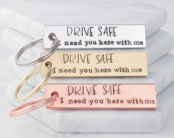 Personalised Engraved Lorry Keyring Passed HGV Test Gift Name//Message inc
