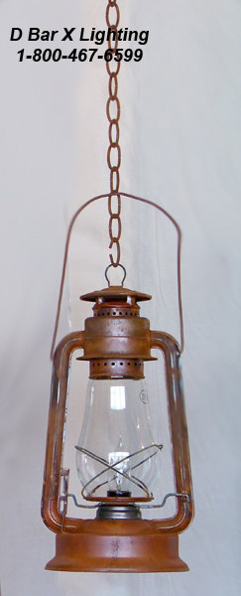 Dx735 15 rustic lantern pendant light fixture