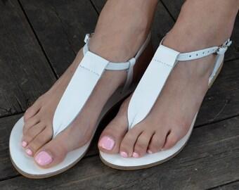 c7e2042a5 White sandals