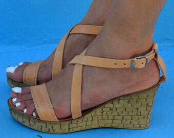 Greek Godde S Sandals