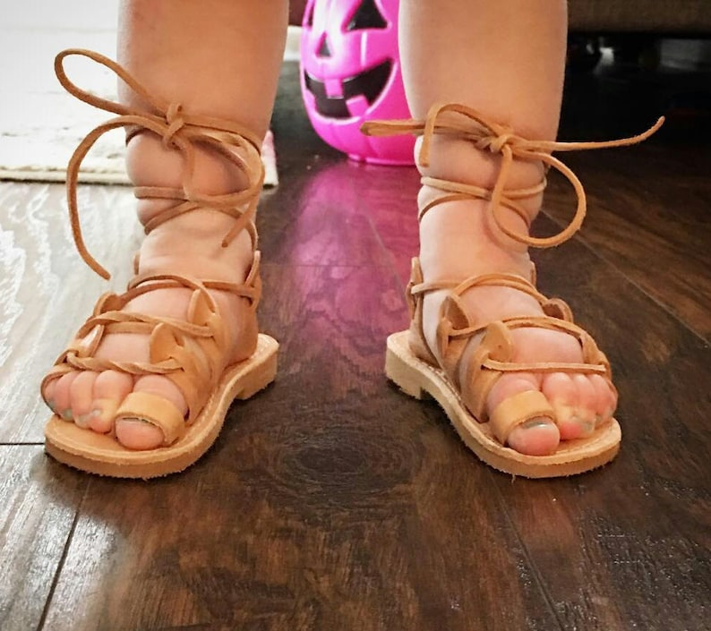 69bcb47c30025 Girl s Gladiator Sandals Toddler Gladiator Sandals