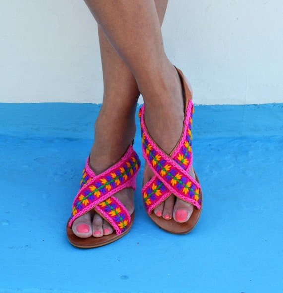 sandales sandales Sandales crochet Boho au nbsp; nbsp;Leticia pour femmes 6WnzW4v