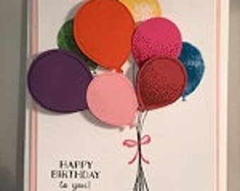 Happy Birthday to you! Greeting Card