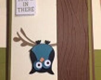Owl Greeting Cards - Set