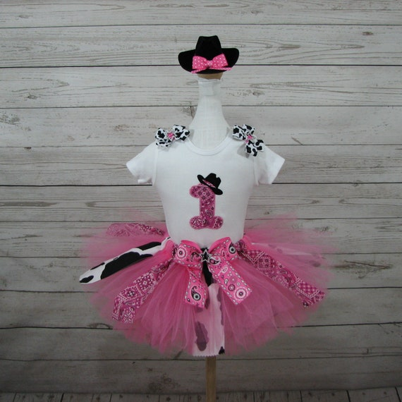 Cowgirl Birthday Outfit First Girl Western