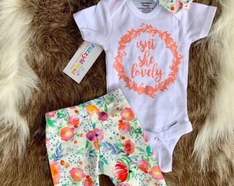 2cbf6c6bc72 Beautiful floral baby girl headband