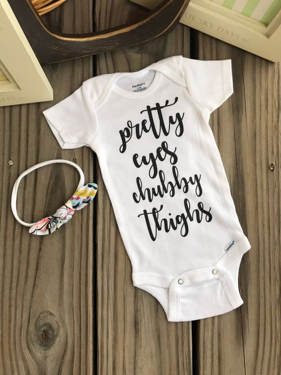 a3adf37f2d27 Floral BabyGirl Coming Home Outfit Pretty Eyes ChubbyThighs