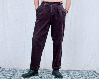 Damas Ninas Hombre Vintage 90s Holgados Skater De Jean Denim Pantalones De Vestir Deadstock Control Ar Com Ar