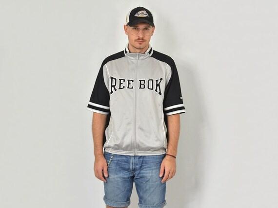 REEBOK short sleeve sweatshirt Tracksuit top oldsc
