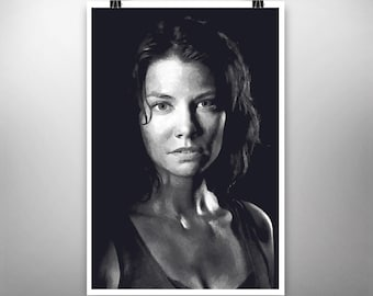 The Walking Dead: Maggie Greene (Orginal Artwork)