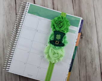 St. Patrick's Day Planner Band