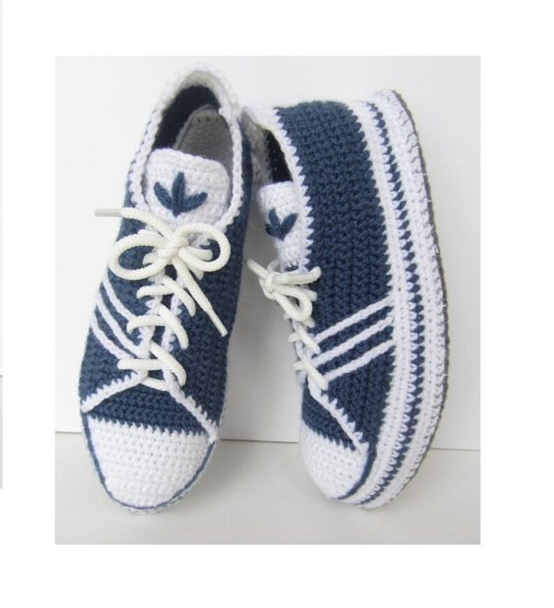 Adidas Nike Uncinetto Scarpe Da Donna Scarpe Da Ginnastica Etsy
