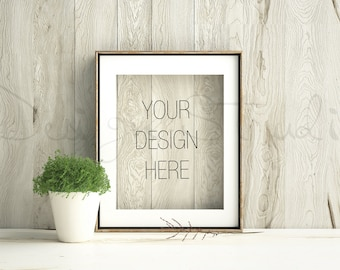 BUY3 PAY2, Styled Stock Photography, Product Background Mockup , old wood scene, Vintage scene mockup, styled gold frame