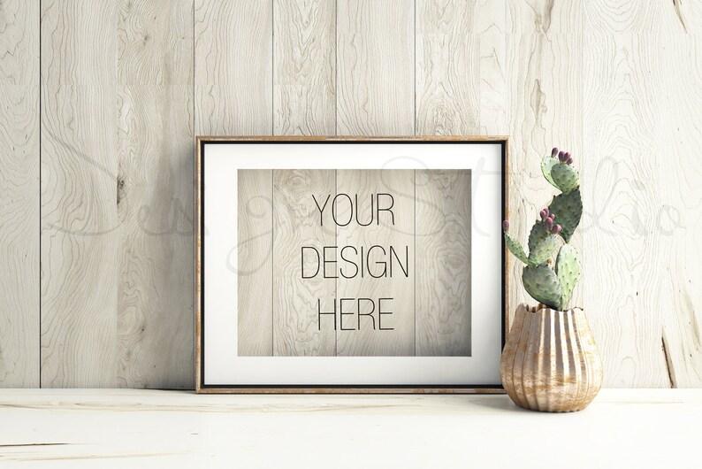 Styled Stock Photography Product Background Mockup  old wood image 0