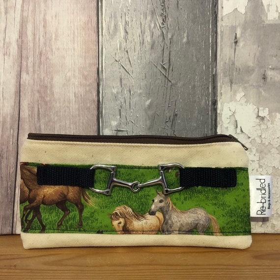 Horsey Christmas gift ideas Horse Pencil case Pencil Case   Etsy