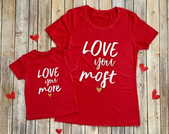 Mommy and me valentine shirts  2f5c78a113d7