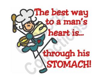 Way mans heart 0
