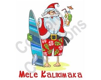 Frohe Weihnachten Hawaii.Hawaii Maschine Stickerei Design Paradiesvogel Blume Etsy