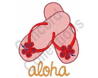 96c0d1727 Aloha - Machine Embroidery Design