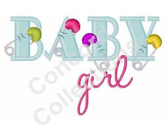 Baby Machine Embroidery Design
