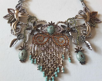Reduced. Blingy necklace