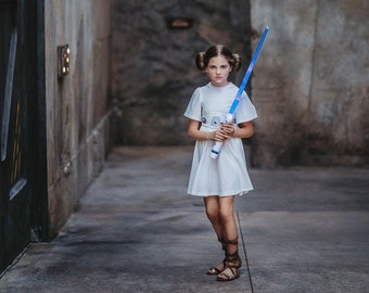 Princess Leia Dress Etsy