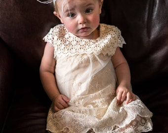 0e4c8a3f9 Baby baptism gown,baby baptism dress,toddler baptism gown,heirloom baptism  gown,lace baptism gown,victorian gown,baby lace dress,flower girl