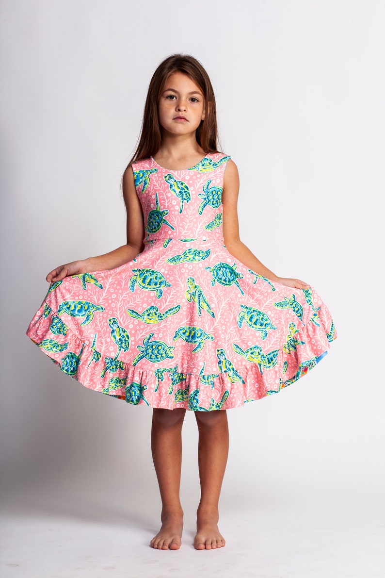 e4d65ce09e Girls dressreversible twirl dresslilly pulitzer