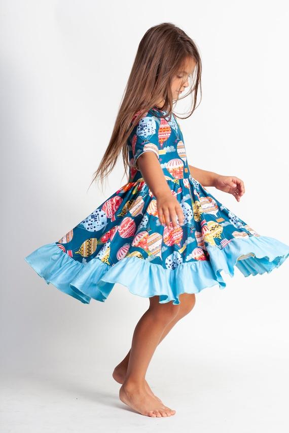 Spring Girls Dresses
