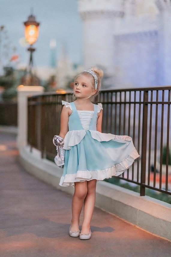 READY TO SHIP Cinderella dressprincess dress cinderella