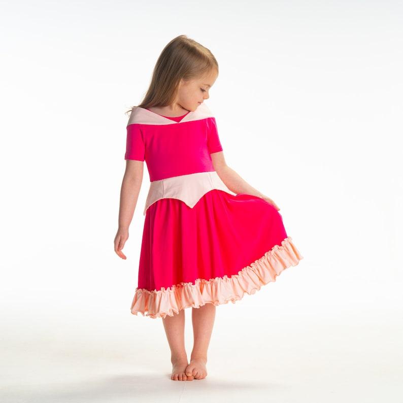 2daf4b0e25c Twirl dress,Disney Princess Dress,Disney Cosplay,Sleeping Beauty,Girls  disney outfit,Disney Dress,Dress up costume,dress,halloween costume