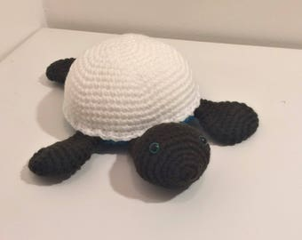 Turtle, Toy Tortoise, Amigurumi Turtle, Handmade Turtle, Crochet Turtle, Soft Toy, turtle Gift