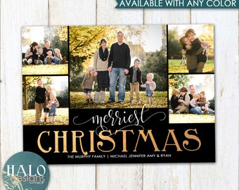 merriest CHRISTMAS - Christmas Cards