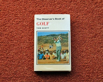 The Observer's Book of Golf