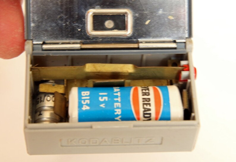with Leather Case KodaBlitz Flash Unit