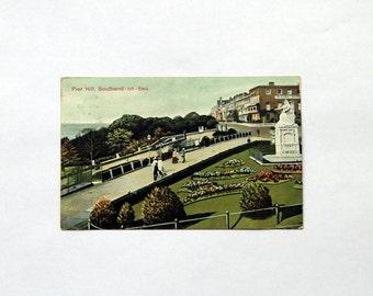 Postcard - Pier Hill, Southend-on-Sea