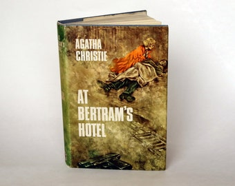 At Bertram's Hotel by Agatha Christie - 1965