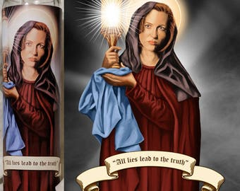 Saints of Sci-Fi : Saint Dana Scully