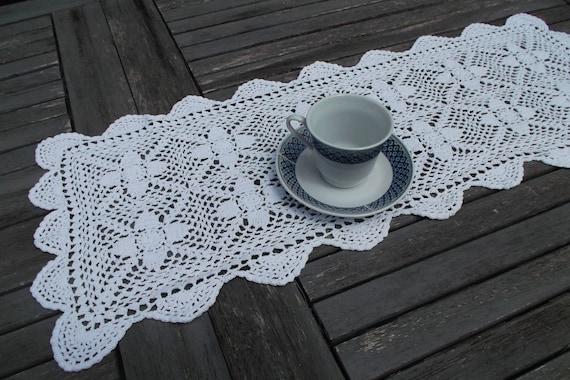 Large Doily Crochet Etsy