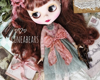 Blythe ballet dress