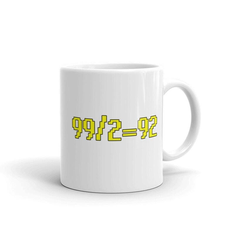Runescape Gift For Him Mug 99 292