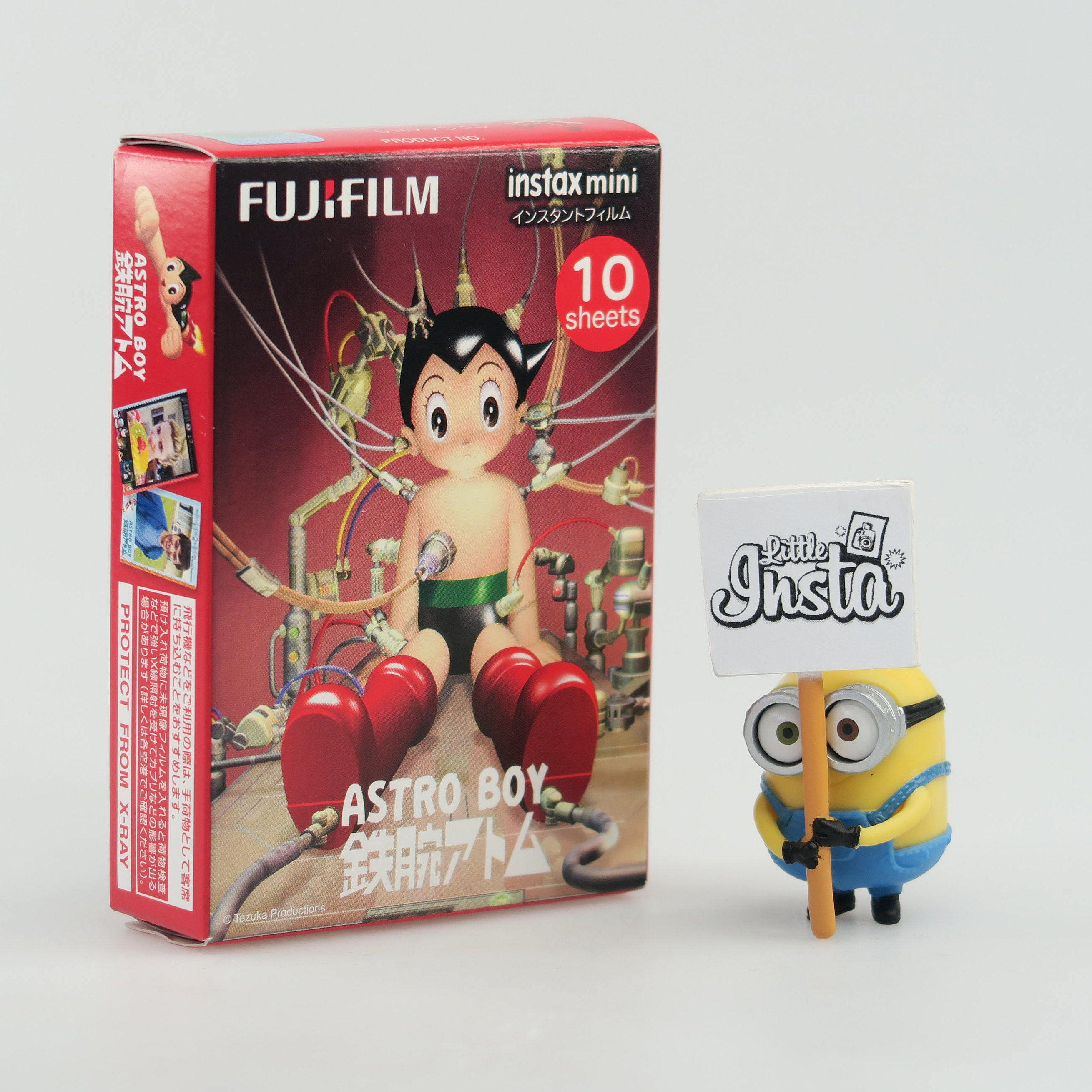Fujifilm Instax Mini Film Astroboy For 7 8 Etsy Astro Boy The Movie Action Figure Original 9 25 50 70 90 Sp 1 2 Polaroid Pic 300