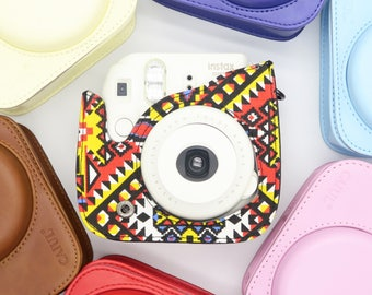 Instax Mini 8, Mini 9, Mini 25, Mini 70, Mini 90, Lomo Instant Wide Camera Bag Protection Case.