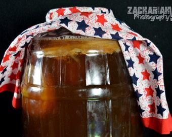Extra Liquid Starter Tea for Kombucha Scoby 12 OUNCES