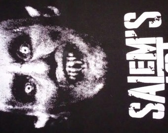 BACK PATCH- Salem's Lot -canvas HORROR - Barlow - Stephen King vampire